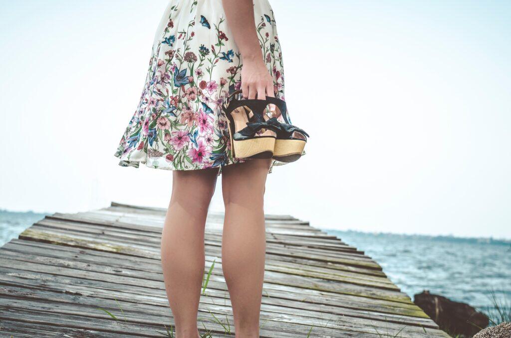 Tips para que tus pies no sufran en tacones!