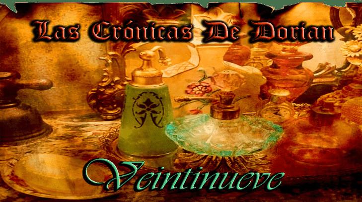 29. Las Crónicas de Dorian