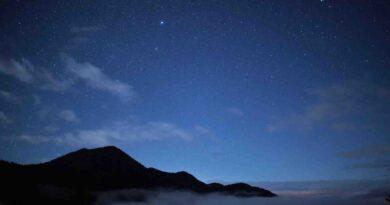 Diciembre 7: Conjunción de la Luna y la estrella Regulus - Los Secretos de Dorian