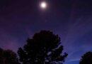 Conjunción de la Luna y la estrella Spica - Los Secretos de Dorian