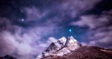 Enero 2: Conjunción de la Luna y la estrella Regulus - Los Secretos de Dorian