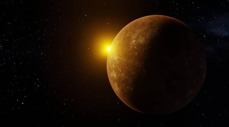 Enero 14: Conjunción de la Luna y Mercurio - Los Secretos de Dorian