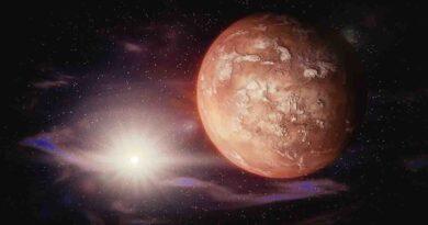 Conjunción de la Luna y Marte - Los Secretos de Dorian