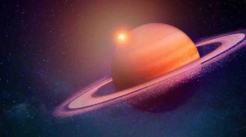 Aproximación máxima entre Mercurio y Saturno - Los Secretos de Dorian