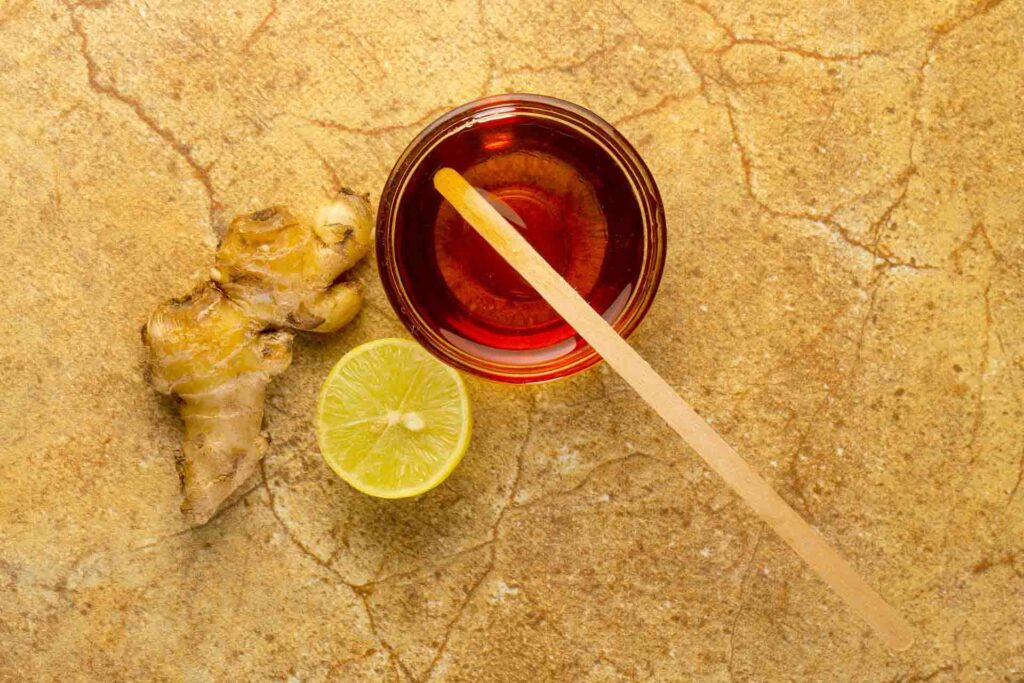 Adelgaza y Controla el Apetito con Té de Jengibre Limón y Miel - Los Secretos de Dorian