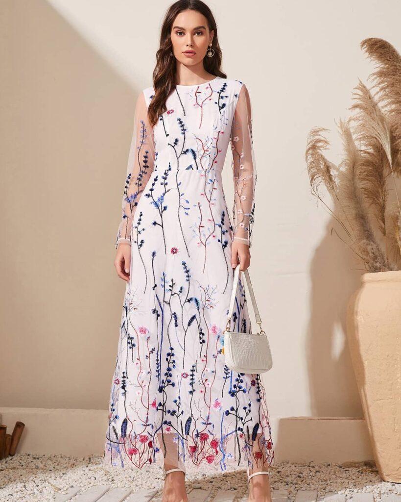 Las 10 Tendencias de Moda que Definirán el 2021 - Vestidos Largos - Los Secretos de Dorian