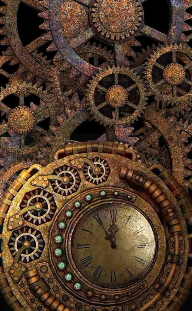 Inicio - LSDD - Reloj Vertical - Los Secretos de Dorian - El Magazine de la Eterna Juventud