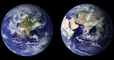 Día de la Tierra - 22 de Abril - Tal Día como Hoy - Los Secretos de Dorian: El Magazine de la Eterna Juventud