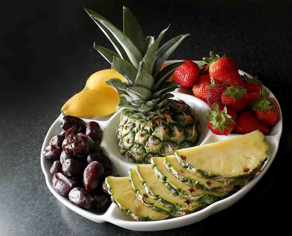 Piña Frutas Cítricas - 7 Secretos en el Día de la NO DIETA: celebrando el Día Internacional de la No Dieta - Belleza y Salud - Dietas - Los Secretos de Dorian - El Magazine de la Eterna Juventud