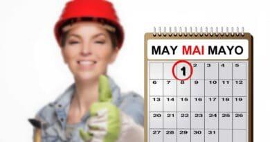 Día Internacional de los Trabajadores - Efemérides y Curiosidades - 1º de Mayo - Tal Día como Hoy - Los Secretos de Dorian: El Magazine de la Eterna Juventud