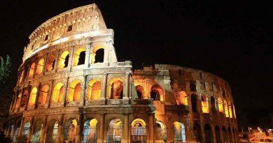 Eventos y Curiosidades - Coliseo de Roma Italia - 11 de Junio - Tal Día como Hoy - Efemérides y Curiosidades - Los Secretos de Dorian: El Magazine de la Eterna Juventud