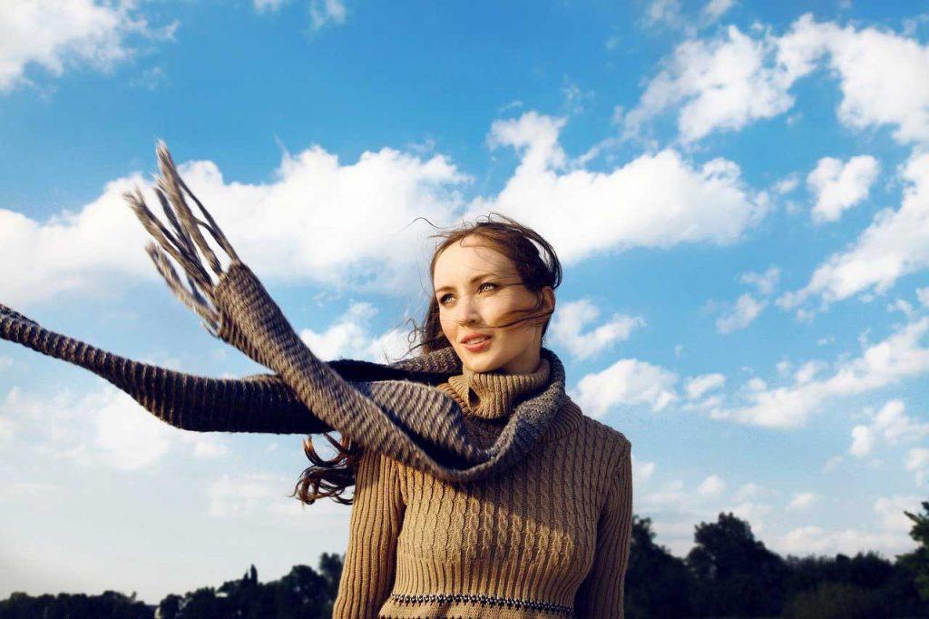10 tendencias de Moda para el Otoño/Invierno 2021-2022 - Tendencia #2: Look de punto total - Los Secretos de Dorian: El Magazine de la Eterna Juventud