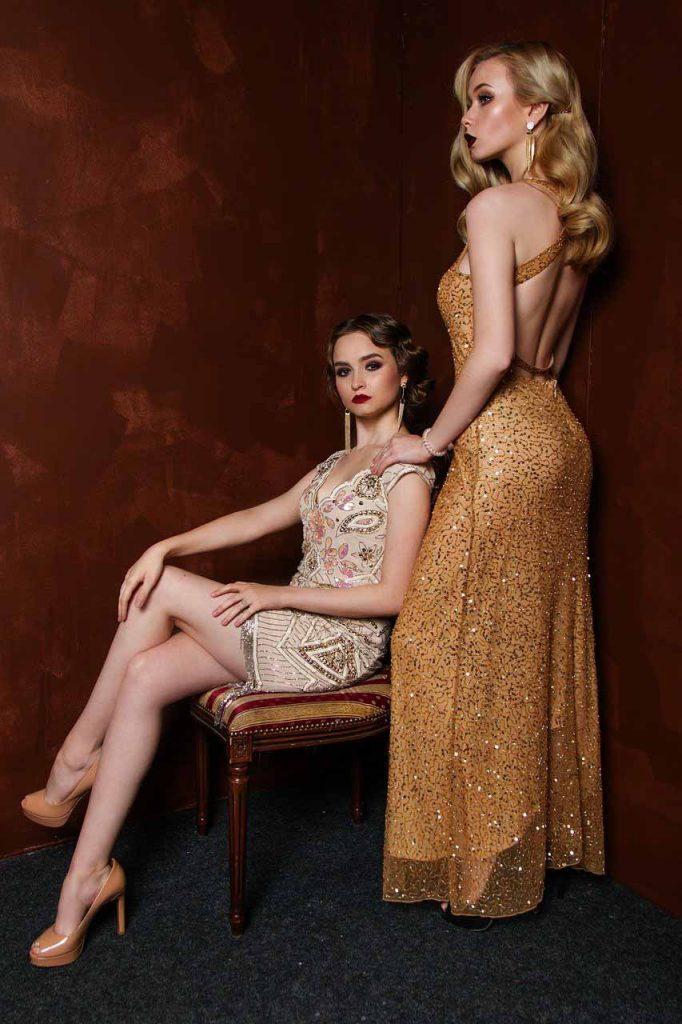 10 tendencias de Moda para el Otoño/Invierno 2021-2022 - Tendencia #3: Brillantina - Los Secretos de Dorian: El Magazine de la Eterna Juventud
