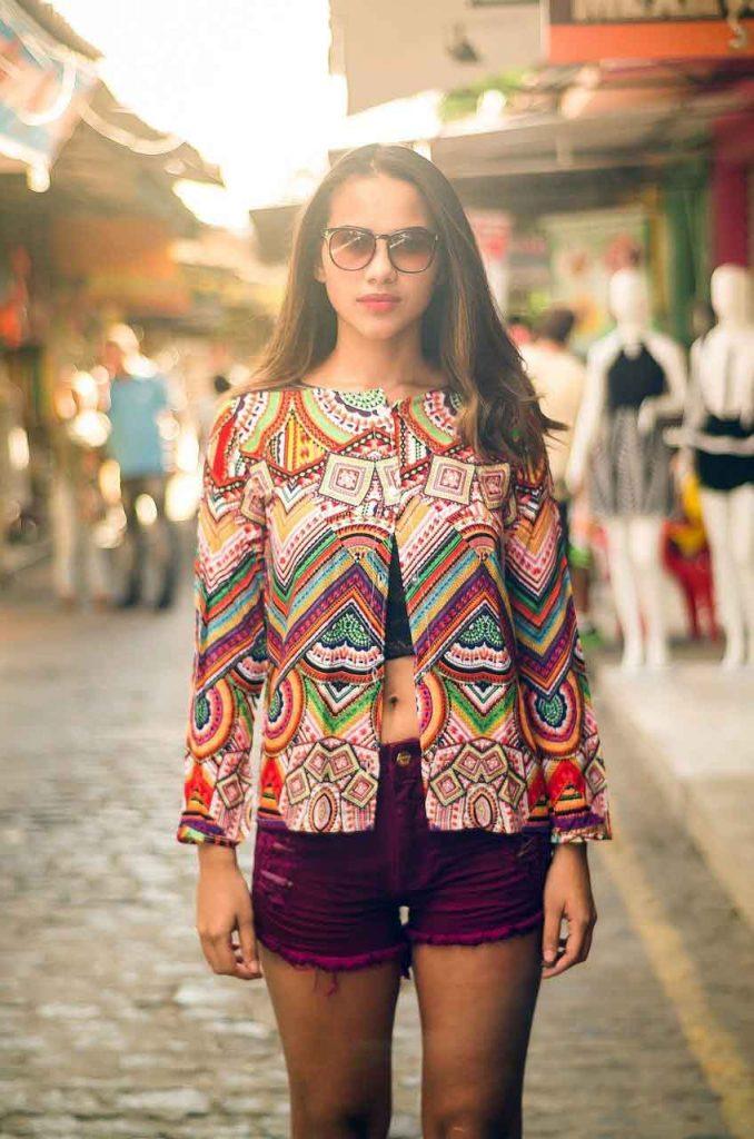 10 tendencias de Moda para el Otoño/Invierno 2021-2022 - Tendencia #6: La impresión de rombos - Los Secretos de Dorian: El Magazine de la Eterna Juventud