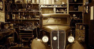 24 de Agosto Tal Día como Hoy Automóvil Vintage Secretos de Dorian Revista LSDD