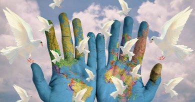 21 de Septiembre Tal Día como Hoy Paz Mundial Secretos de Dorian Revista LSDD